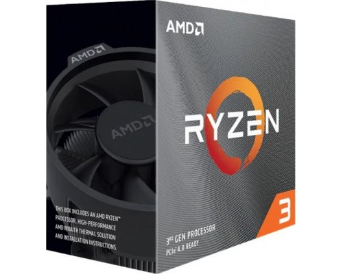 PROCESADOR AMD RYZEN 3 3100 3.6GHz (BOX) AM4