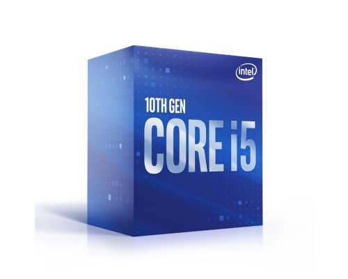 PROCESADOR INTEL CORE i5-10500 3.1GHz BOX s1200