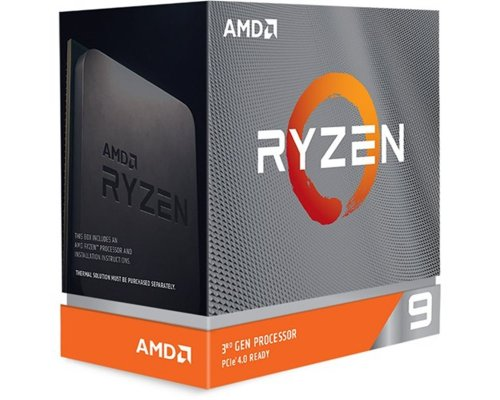 PROCESADOR AMD RYZEN 9 3900XT 3.8GHz (BOX) AM4