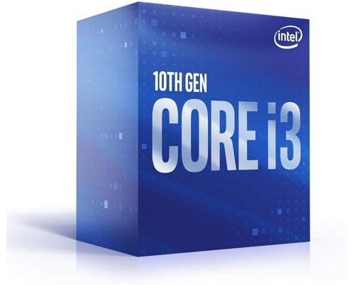 PROCESADOR INTEL CORE i3-10100 3.6GHz BOX s1200
