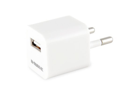 CARGADOR B-MOVE USB ENERGY CUBE