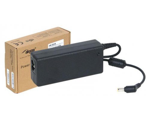 TRANSFORMADOR 65W COMPATIBLE ACER 19V 3.42A DC1.7/5.5MM