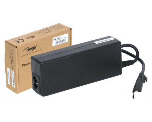 TRANSFORMADOR 90W COMPATIBLE HP 19V 4.74A DC:5.0/7.4MM