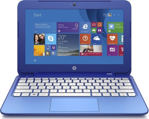"NETBOOK HP STREAM 11-D017NS N2840 2GB 32EMMC 11.6"" W8.1"
