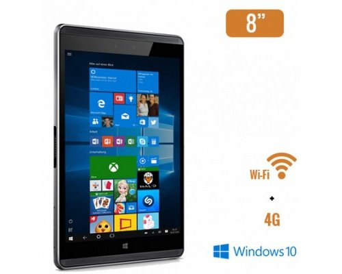 TABLET HP PRO 608 G1 64GB 4G GRIS