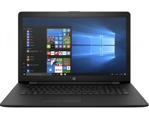 "PORTÁTIL HP 17-AK004NS AMD E2-9000E 4GB 1TB 17.3"" W10"