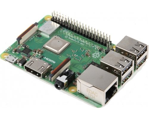 RASPBERRY Pi 3 B+ QUADCORE1.4GHz 1GB 4xUSB HDMI WIFI BT