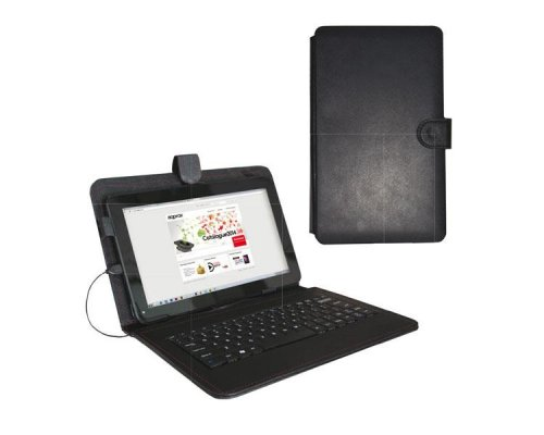 "FUNDA + TECLADO TABLET 9.7"" APPROX"
