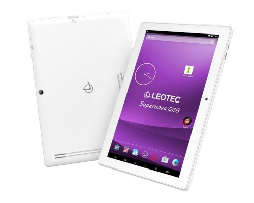 "TABLET SUPERNOVA QI16 10.1"" IPS 16 GB WHITE LEOTEC"