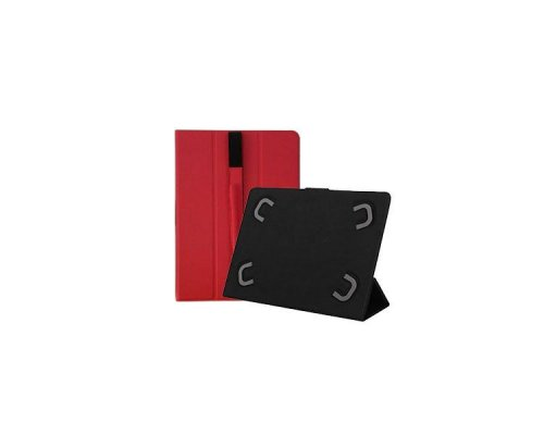 "FUNDA UNIVERSAL TABLET 10.1"" RED LEOTEC"