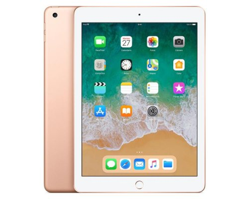 TABLET APPLE IPAD 2018 128 GB WIFI 4G GOLD