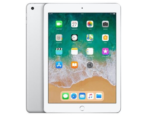 TABLET APPLE IPAD 2018 128 GB WIFI 4G SILVER