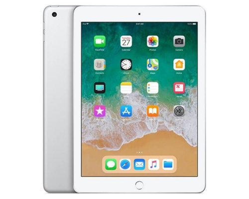 TABLET APPLE IPAD 2018 128 GB WIFI SILVER
