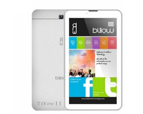 "TABLET X703 7"" IPS 8 GB GPS 3G WHITE BILLOW"