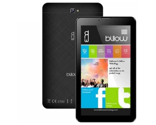 "TABLET X703 7"" IPS 8 GB GPS 3G BLACK BILLOW"