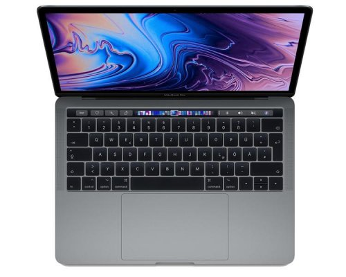 """MACBOOK PRO RETINA APPLE 13"""""""" FORCE TOUCH SPACE GREY"""