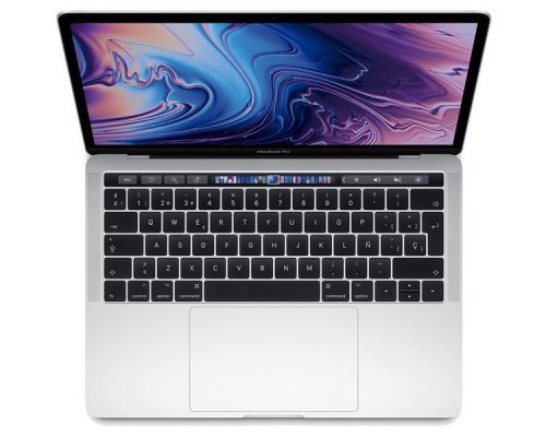 """MACBOOK PRO RETINA APPLE 13"""" FORCE TOUCH SILVER MR9R2Y/A"""