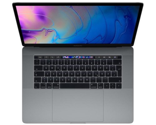 """MACBOOK PRO RETINA APPLE 15"""" FORCE TOUCH SPACE GREY"""