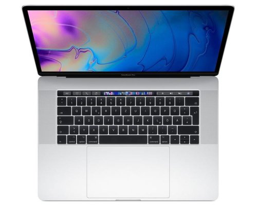 """MACBOOK PRO RETINA APPLE 15"""" FORCE TOUCH SILVER MR962Y/A"""