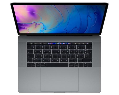 """MACBOOK PRO RETINA APPLE 15"""""""" FORCE TOUCH SPACE GREY"""