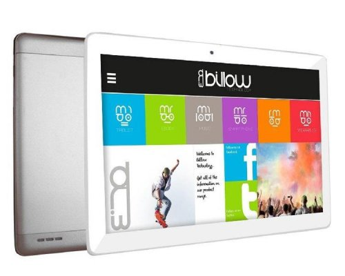 "TABLET X103PRO 10.1"" IPS 32 GB 3G SILVER BILLOW"