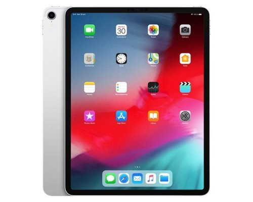 "TABLET APPLE IPAD PRO 12.9"" 2018 256GB WIFI + CELL SILVER"