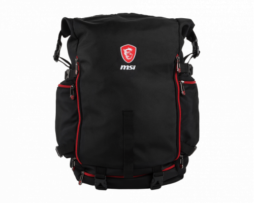 "MOCHILA PORTATIL 17""  MSI GAMING GT BATTLEPACK"
