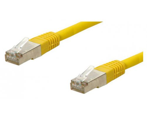CABLE FTP CAT.6 24AWG 0.5 M