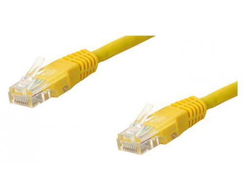 CABLE UTP CAT. 5E AMARILLO