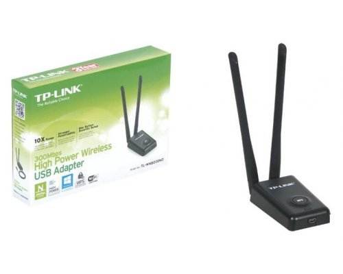 ADAPTADOR USB WIRELESS TP-LINK TL-WN8200ND 2.4GHZ 300MBPS 2X