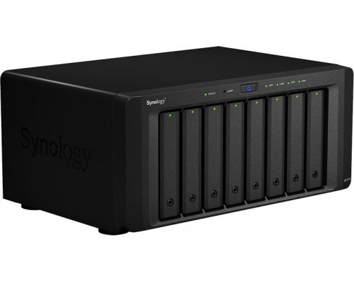 NAS 8HD SYNOLOGY DISKSTATION DS1815+