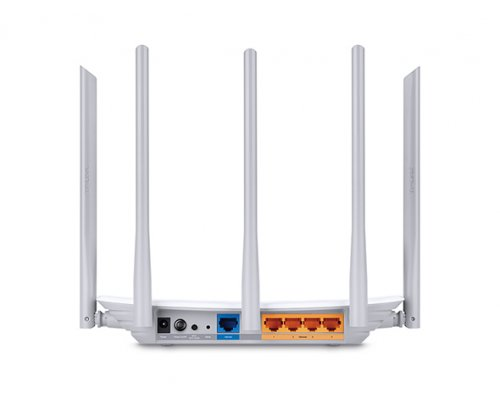 ROUTER WIFI TP-LINK ARCHER C60 AC1350 DUALBAND