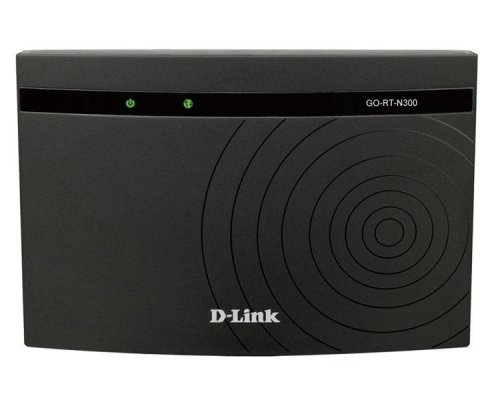 D-LINK WIRELESS ROUTER 300 Mbps.