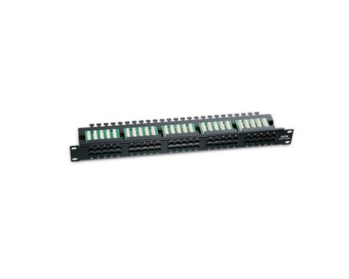 PATCH PANEL ISDN-VOZ 50 PUERTOS C3