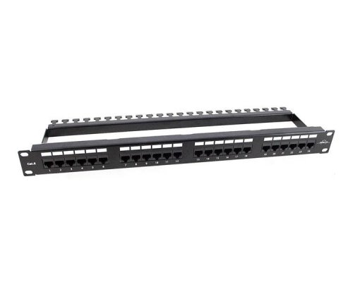 PATCH PANEL 24 PORT C6E