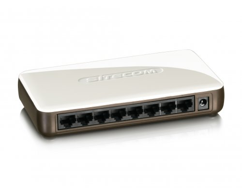 SWITCH ETHERNET SITECOM LN-119 8PUERTOS 10/100Mbps