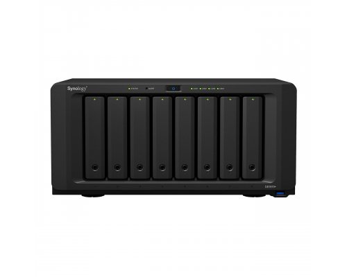 NAS 8HD SYNOLOGY DS1819+