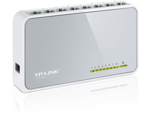 SWITCH TP-LINK TL-SF1008D 8 PUERTOS 10/100M