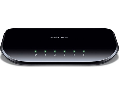 SWITCH TP-LINK TL-SG1005D 5 PUERTOS GIGABIT