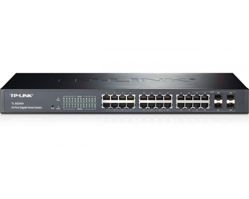 SWITCH TP-LINK TL-SG2424 24 PUERTOS GIGABIT