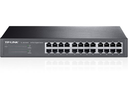 SWITCH TP-LINK TL-SG1024D 24 PUERTOS GIGABIT