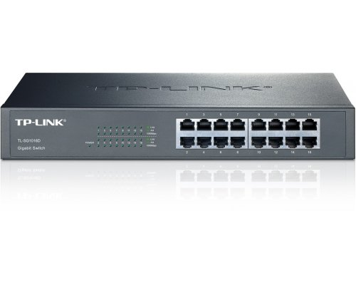 SWITCH TP-LINK TL-SG1016D 16 PUERTOS GIGABIT