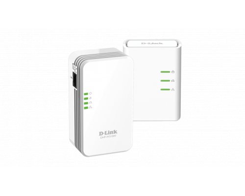 POWERLINE D-LINK DHP-W311AV KIT 500Mbps WIFI N300
