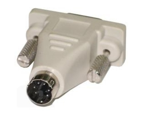 ADAPTADOR SERIE PS2 (MINIDIN6M-DB9M)