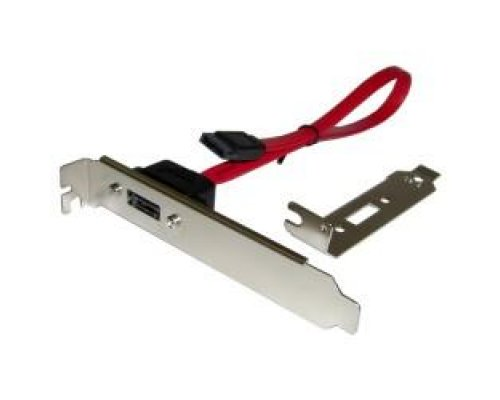 BRACKET PUERTO SATA-M/H (1-PORT) FLEX-ATX