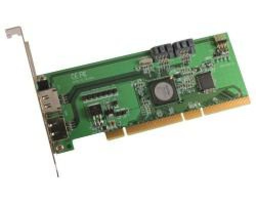 ADAPTADOR PCI-X A SATA2 RAID (2 INT + 2 EXT)