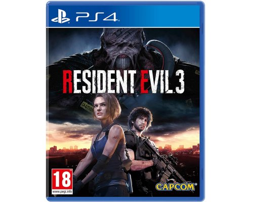 JUEGO PS4 RESIDENT EVIL 3 (REMAKE)