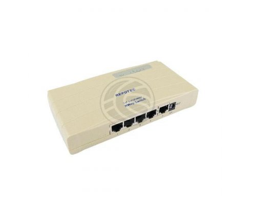 CONMUTADOR LAN ETHERNET SWITCH 10/100MBPS 5UTP
