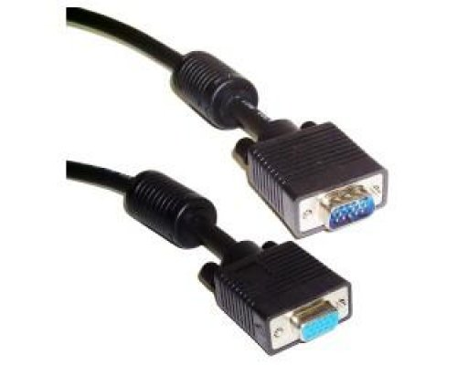 SUPER CABLE VGA UL2919 3C+4 (HD15-M/H) 5M