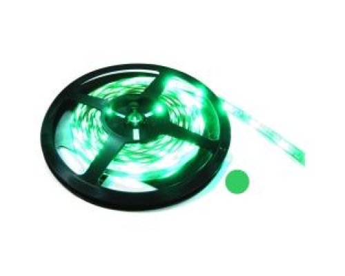 TIRA DE LEDS FLEXIBLE 13 LM/LED 30 LED/M DE 5M VERDE